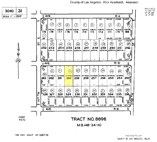 80 Acres Of Land For Sale In Littlerock Ca Los Angeles Great: Los Angeles County Assessor Parcel Map At Infoasik.co