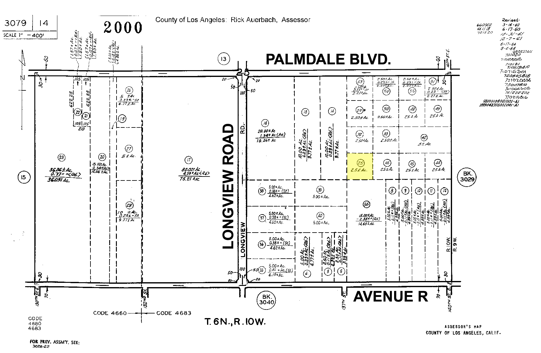 Palmdale Land For Sale Palmdale California Land For Sale - Los angeles assessor map